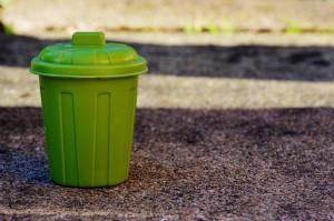мусор контейнер